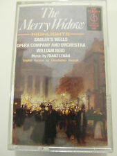 The Merry Widow - Album Cassette Tape, Used Very Good