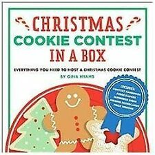 Christmas Cookie Contest in a Box : Everything You Need to Host a Christmas...