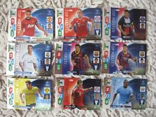 PANINI ADRENALYN XL CHAMPIONS LEAGUE 2014  top master   all  13/14 complete set