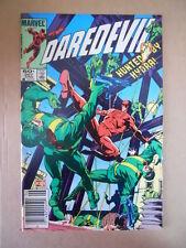 DAREDEVIL #207 1984 Marvel Comics  [G471]