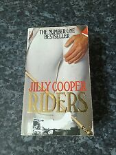 Jilly Cooper riders paperback book