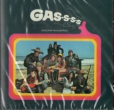 GAS-S-S-S OST CD Reel Time Johnny & The Tornados Roger Corman GASsss