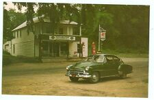 1951 Chevrolet De Luxe Fleetline Two Door Sedan (NEW!! Post Card (autoA#260*