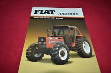 Fiat 100-90 100-90DT Tractor Dealers Brochure YABE12