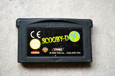Jeu SCOOBY-DOO pour Nintendo Game Boy Advance GBA