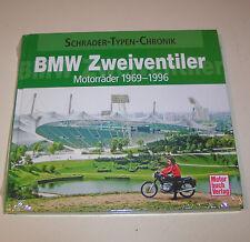 BMW Boxer Motorräder R 50/5 R 90/6 R 100 RT R 80 G/S - Schrader-Typen-Chronik!
