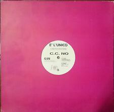 C.C. No – E' L'Unico LP LIMITED EDITION