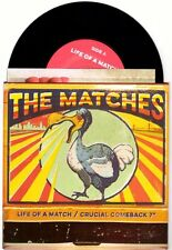 "The Matches ""Life of a Match"" 7"" NM /300 OOP Nofx Rancid Operation Ivy"