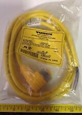 TURCK CABLE CONNECTOR WKM 40-2M