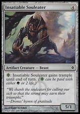 MTG INSATIABLE SOULEATER FOIL - MANGIANIME INSAZIABILE - NPH - MAGIC