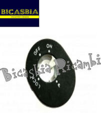 8080 - CORPO BLOCCHETTO SERRATURA ON OFF VESPA 50 125 PK FL FL2 HP