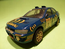 KIT (BUILT) 1:24 SUBARU IMPREZA WRX - RALLY REPSOL  - RARE SELTEN - GOOD COND