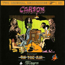 "Carson:  ""On The Air""  &  ""Blown"" (2 in 1 CD)"