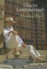 CHARLIE LANDSBOROUGH MY LIFE & MUSIC DVD - FEATURING 7 LIVE SONGS