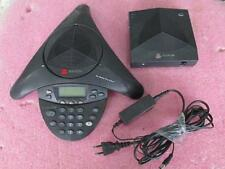 Polycom SoundStation2W 2201-67800-101 Wireless Conference Phone 2201-67810-015