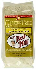 Bob's Red Mill Sweet White Sorghum Flour 500g *GLUTEN, WHEAT & DAIRY FREE*