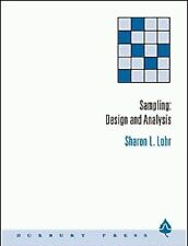 Sampling: Design and Analysis, Lohr, Sharon L., Acceptable Book