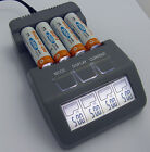 BT-C700 Battery Charger Analyzer Tester NiMH NiCd AA AAA 12 Volt BC-700 VS BM110