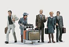 Figuren Merten TT (2536): Reisende, am Bahnsteig
