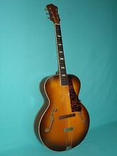 VINTAGE 1930'S GIBSON MADE WASHBURN MODEL 5243 ARCHTOP GUITAR