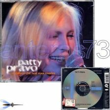 "PATTY PRAVO ""E DIMMI CHE NON VUOI"" CDsingle VASCO ROSSI"