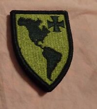 ARMY PATCH, WHINSEC  ,MULTI-CAM,SCORPION, WITH VELCRO