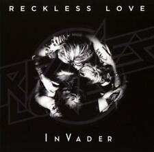Reckless Love-INVADER-CD NUOVO