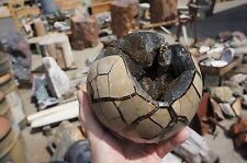 POLISHED 9 POUND SEPTERIAN PUZZEL SPHERE 18 IN. ROUND