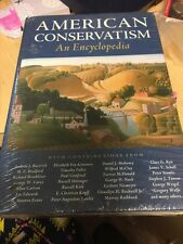 American Conservatism An Encyclopedia HARDCOVER BRAND NEW SEALED
