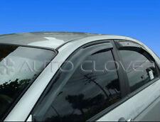 Rain Guard Smoke Window Visor Vent  For 05 06 07 08 09 Kia Spectra : Cerato 4DR