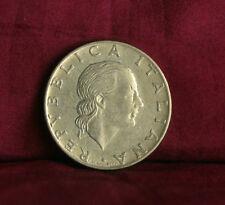 200 Lire 1979 R Italy World Coin Nice Details KM105 Italiana