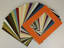 Set of 20 11x14 Photo / Picture Mats for 8x10