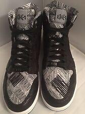 Nike Air Jordan 1 I Retro High BHM Black History Month OG 2015 579591-010 sz 12