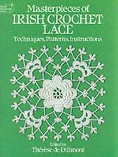 Masterpieces of Irish Crochet Lace, Therese de Dillmont