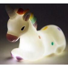 Forest Friends Cute Light Up Unicorn LED Lamp Kitsch Night Light Battery Powered