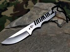 "Colt 6"" Neck Knife Solid Stainless Fixed Hunter Hunting Outdoor Combat 555"