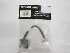 CLARION OEM STEERING WHEEL REMOTE CONTROL INTERFACE CCE-105