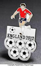 OLYMPIC PIN 2012 LONDON ENGLAND UK  SPORT OF FOOTBALL SOCCER PLAYER (S)