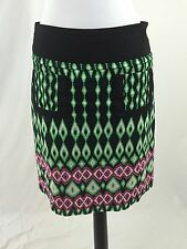 Etcetera Multi-Color Print Cotton Skirt 4