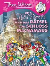 Die Thea Sisters und das Rätsel von Schloss MacNamaus von Thea Stilton ungelesen