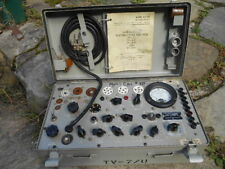 Vintage Military TV-7B/U Mutual Conductance Tube Tester - Designed by Hickok