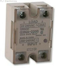 OMRON INDUSTRIAL AUTOMATION - G3NA-220B 200-240VAC - SSR, 20A