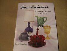Tiara Exclusive, Company Catalog Reprints Book, 112 Pages 1970-1998