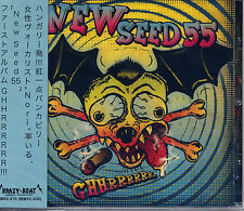 NEW SEED 55 GHHRRRRRR CD (New Shield)  Psychobilly Neo Rockabilly Hungary
