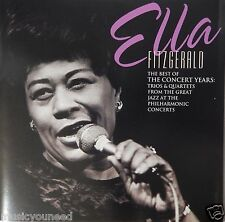 Ella Fitzgerald - The Best of the Concert Years (CD 2003) Near MINT