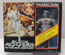 TWIKI Walking wind up Buck Rogers Vintage action figure 1979 MEGO NIP