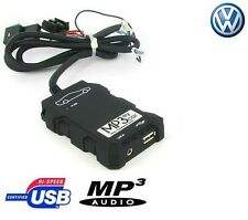 Boitier USB SD AUX MP3 Volkswagen EOS Golf V/VI Golf Polo Passat Tiguan Touran