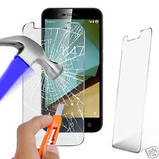 100% Genuine Tempered Glass Film Screen Protector for Vodafone Smart Prime 7