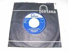 Johnny Mathis The Twelfth Of Never-Get Me To The Church On Time UK 1958 Fontana