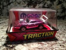 JOHNNY LIGHTNING TRACTION HO SCALE RACER ULTIMATE CLASSIC SLOT CAR DODGE DAYTONA